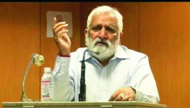 Dr Kuldeep Agnihotri